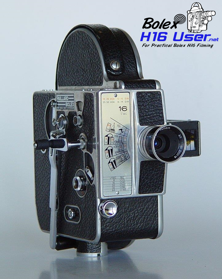 Side and front view of H16 M1
