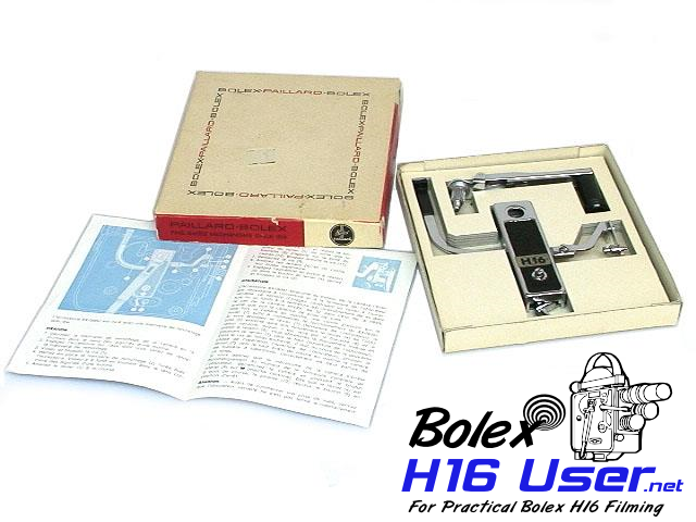 Bolex Rexofader in Box with instructions