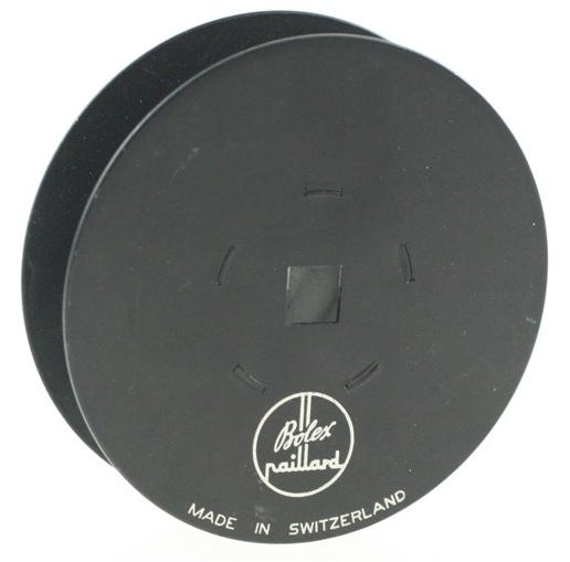 100ft Film Camera Spool with Bolex Paillard Logo