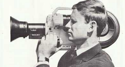 Bolex Professional on Operators  Shoulders