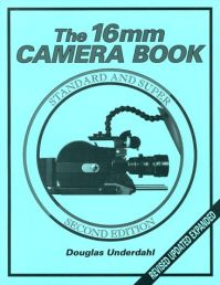 The 16mm Camera Book Cover