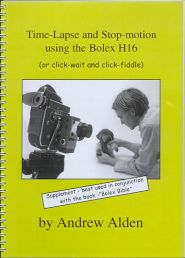 Time-Lapse and Animation with a Bolex Book Cover