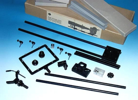 The kit of parts that is a Light Optical Bench