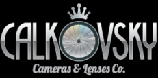 Calkovsky Cameras and Lenses Logo