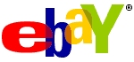 Ebay the Worlds online marketplace Logo