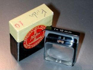 10mm lens adapter with box